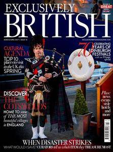 Exclusively British - March - April 2017