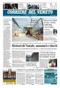 Corriere del Veneto Venezia e Mestre – 13 gennaio 2021