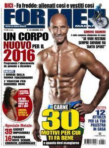 For Men Magazine - Dicembre 2015