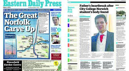 Eastern Daily Press – December 14, 2017