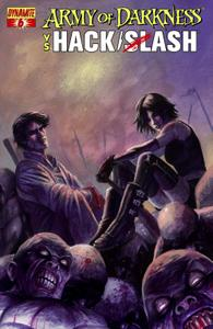 Army of Darkness vs Hack-Slash 006 2014 Digital K6