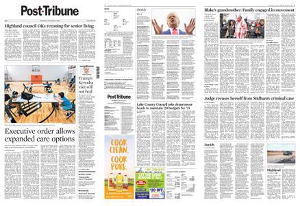 Post-Tribune – September 02, 2020