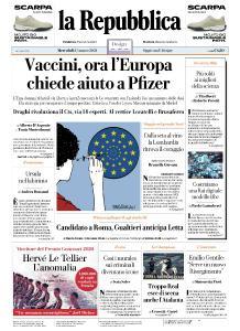 la Repubblica - 17 Marzo 2021