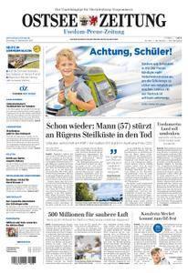 Ostsee Zeitung Wolgast - 05. September 2017