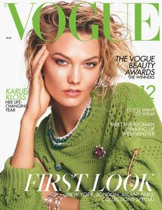 British Vogue - August 2019