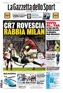 La Gazzetta dello Sport – 14 febbraio 2020