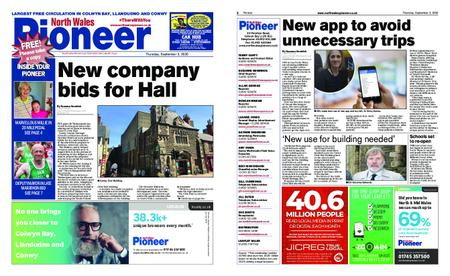 North Wales Pioneer – September 03, 2020