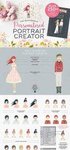 CreativeMarket - Personalised Portrait Creator