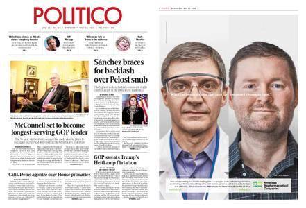 Politico – May 30, 2018