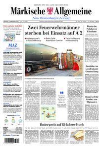 Neue Oranienburger Zeitung - 06. September 2017