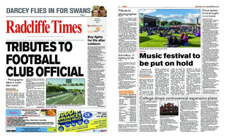 Radcliffe Times – December 06, 2018