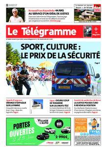 Le Télégramme Brest – 12 juin 2021