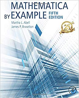 Mathematica by Example Ed 5