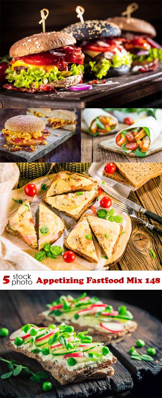 Photos - Appetizing Fastfood Mix 148