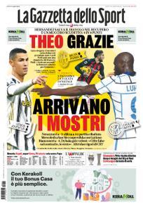 La Gazzetta dello Sport Roma – 14 dicembre 2020