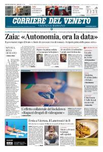Corriere del Veneto Vicenza e Bassano – 09 giugno 2020
