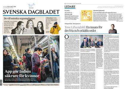 Svenska Dagbladet – 15 december 2019
