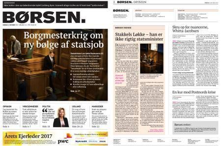 Børsen – 04. oktober 2017