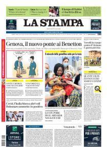 La Stampa Torino Provincia e Canavese - 8 Luglio 2020