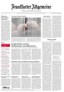 Frankfurter Allgemeine Zeitung F.A.Z. - 09. Mai 2019