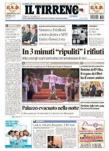 Il Tirreno Livorno - 17 Dicembre 2017