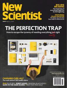 New Scientist - August 17, 2019