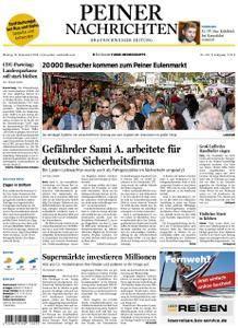 Peiner Nachrichten - 10. September 2018