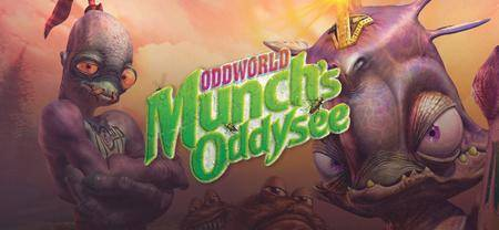 Oddworld: Munch's Oddysee (2016)