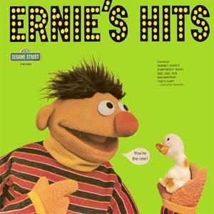 Sesame Street - Ernie's Hits (1974) {Vinyl Rip}