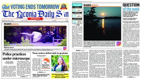 The Laconia Daily Sun – June 10, 2020