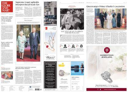 The Globe and Mail – April 20, 2018
