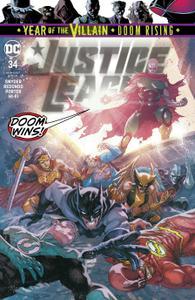 Justice League 034 2019