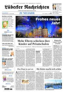 Lübecker Nachrichten Ostholstein Süd - 01. Januar 2019