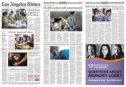 Los Angeles Times – December 16, 2020