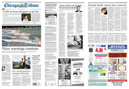 Chicago Tribune – July 23, 2019