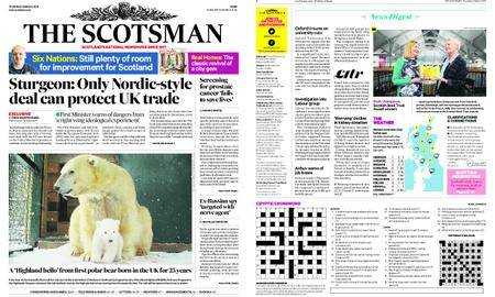 The Scotsman – March 08, 2018