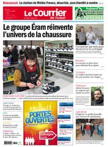 Le Courrier de l'Ouest Nord Anjou – 07 janvier 2020
