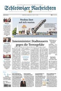 Schleswiger Nachrichten - 08. März 2019