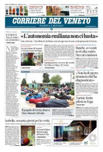 Corriere del Veneto Padova e Rovigo – 07 settembre 2019
