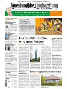 Lauenburgische Landeszeitung - 08. November 2017