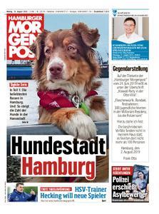 Hamburger Morgenpost – 19. August 2019