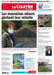 Le Courrier de l'Ouest Angers – 16 mai 2021