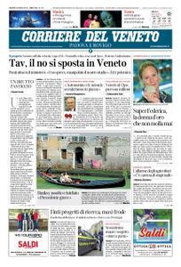 Corriere del Veneto Padova e Rovigo – 25 luglio 2019