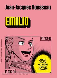 Emilio. El manga