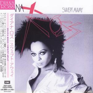 Diana Ross - Swept Away (1984) [2005, Japan]