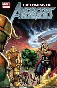 Avengers - The Coming of the Avengers 001 (2012)
