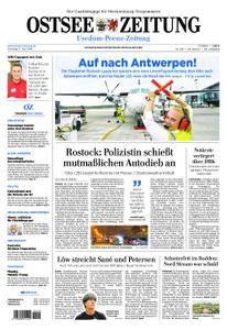 Ostsee Zeitung Wolgast - 05. Juni 2018