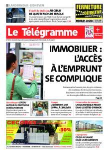 Le Télégramme Landerneau - Lesneven – 18 juin 2021