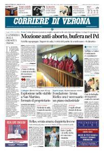 Corriere di Verona – 06 ottobre 2018