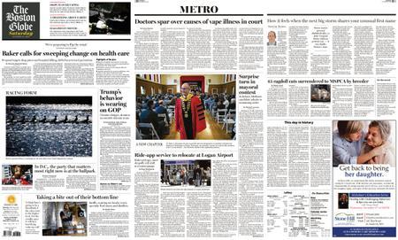 The Boston Globe – October 19, 2019